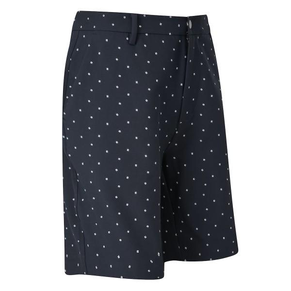 Footjoy Print Shorts Herren navy/weiß