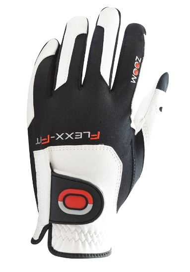 Zoom Gloves Grip Damen weiß/schwarz