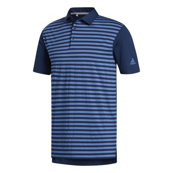 adidas Ultimate 3-Color Merch Stripe Polo Herren navy