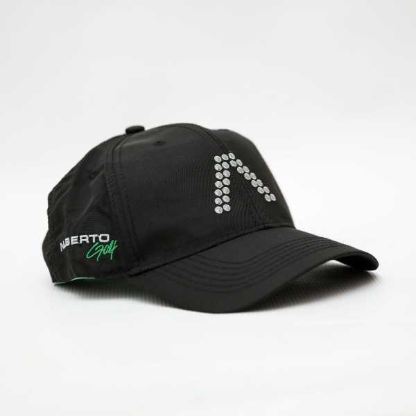Alberto Golf Cap 2017 schwarz