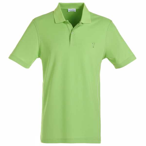Golfino Light Extra Dry Herren Polo grün