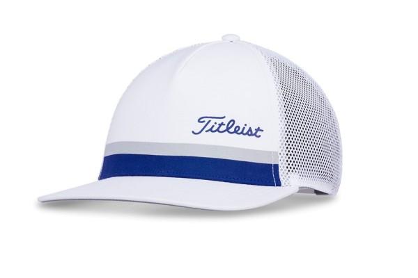 Titleist Surf Stripe Cap weiß