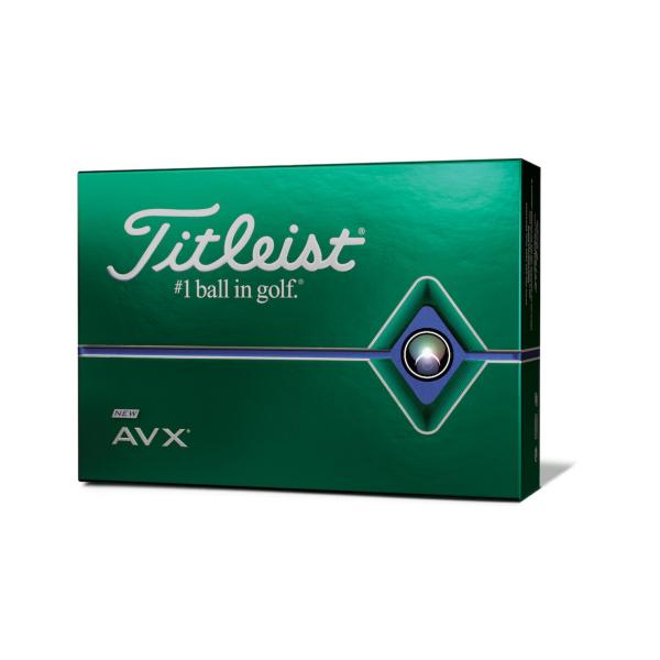 Titleist AVX Golfbälle 12Stk.