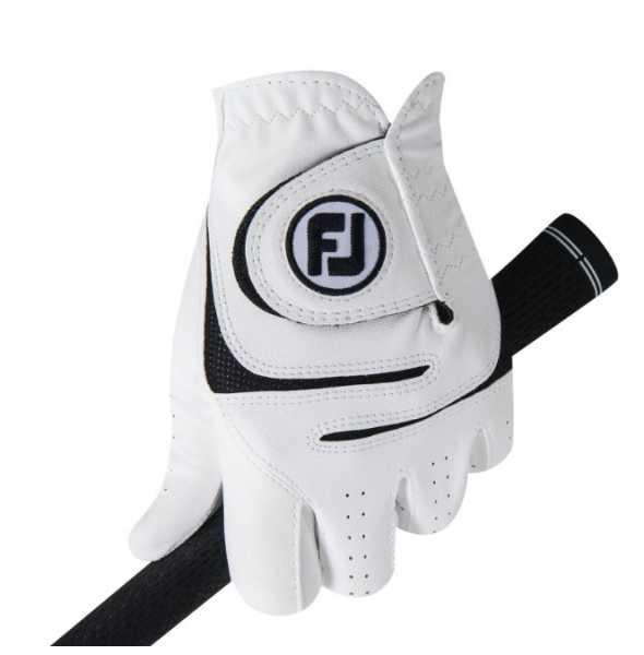 Footjoy Weathersof Herrenhandschuh weiß