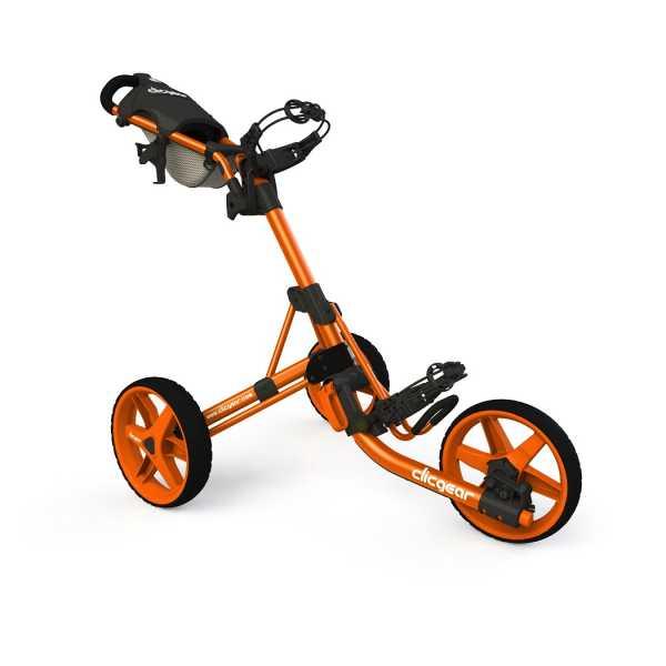 ClicGear Trolley 3.5+ orange/orange