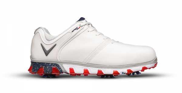 Callaway Apex Pro S Schuh Herren rot/weiß