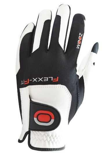 Zoom Gloves Tour Herren weiß/schwarz