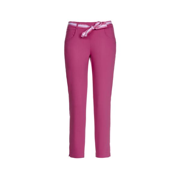 Girls Golf Easy Elegance 7/8 Hose Damen pink