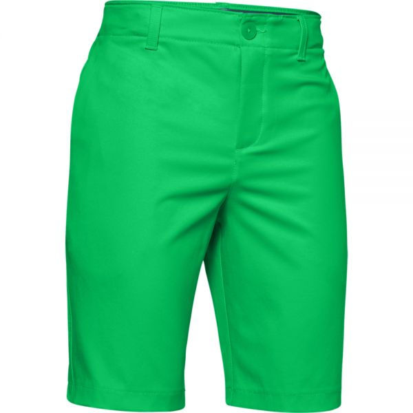 Under Armour Showdown Short Jungen grün