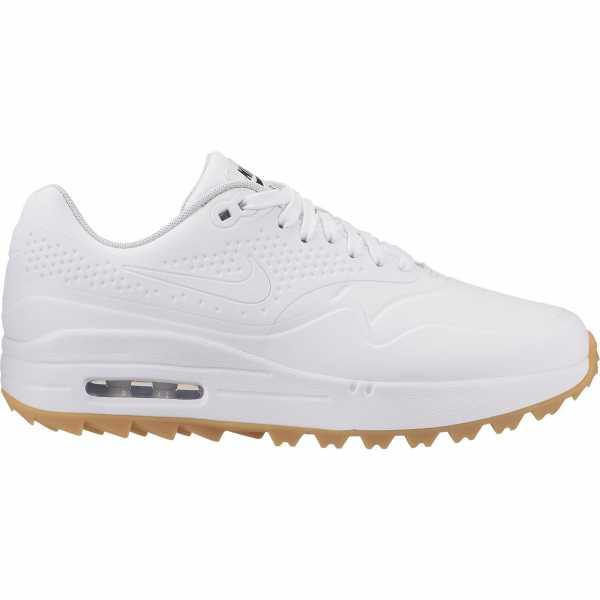 Nike Air Max 1G Schuh Damen weiß/hellbraun