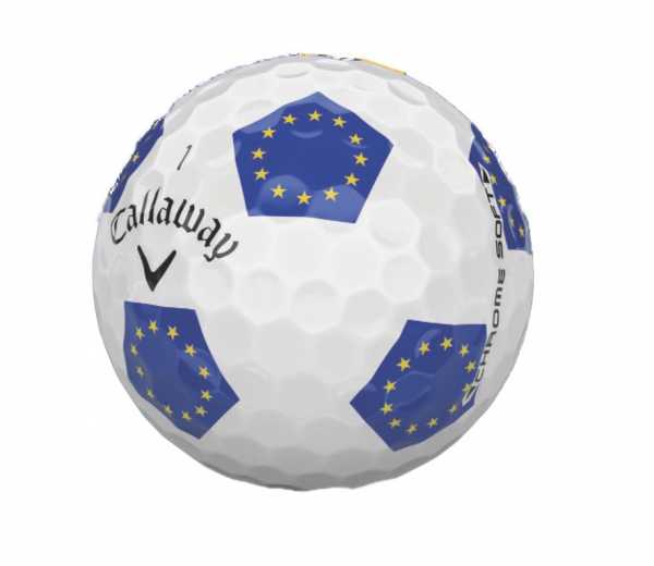 Callaway Chrome Soft Truvis 2018 Limited Edition