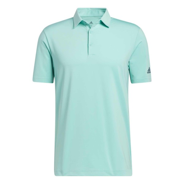 adidas Ultimate365 Solid Polo Herren mint