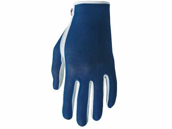 Footjoy StaCooler Damenhandschuh blau/weiß