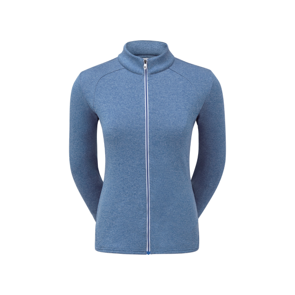 Footjoy Full-Zip Chill-Out Jacke Damen blau