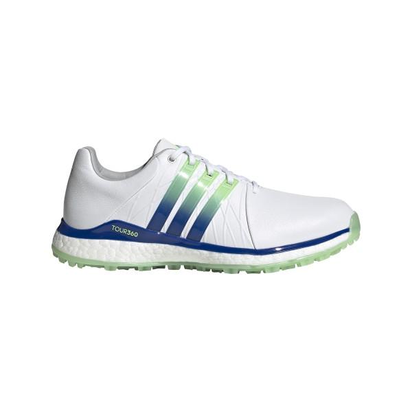 adidas Tour 360 XT-SL Golfschuh Damen weiß/blau