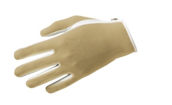 Footjoy StaCooler Damenhandschuh beige/weiß