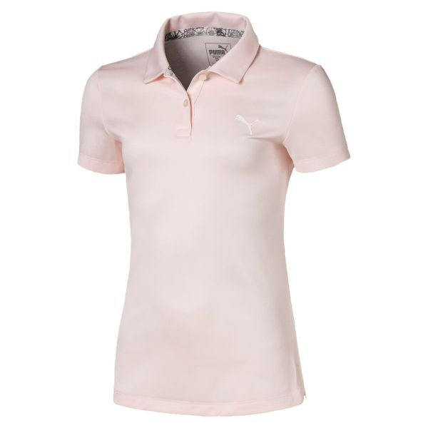 Puma Essential Polo Mädchen rosa