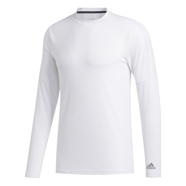 adidas Sport UPF Crew Baselayer weiß