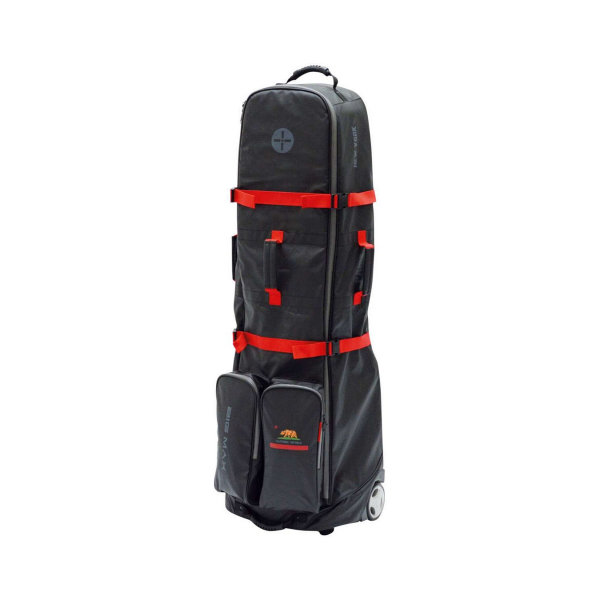 Big Max Travelcover Dri Lite black-red