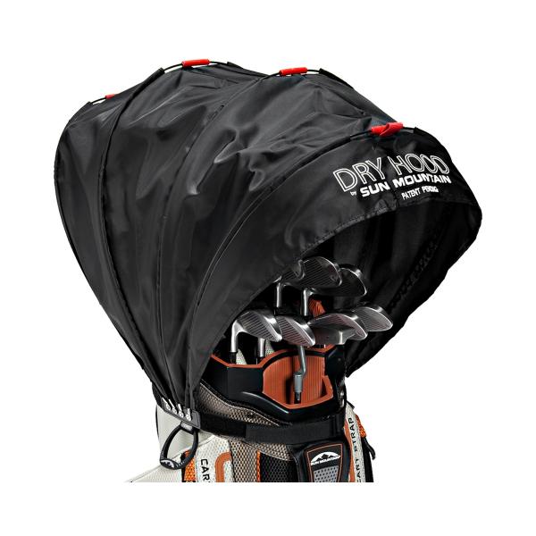 Sun Mountain - Dry Hood - praktischer Regenschutz