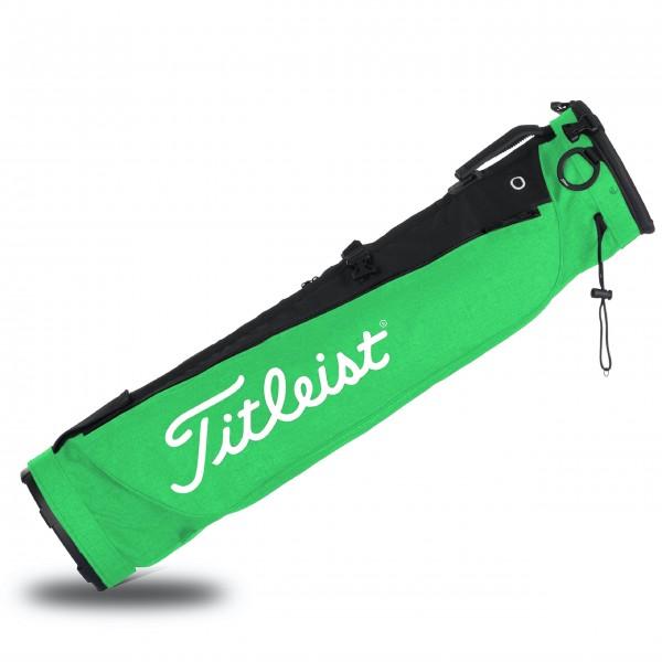 Titleist Carry Sunday Bag schwarz