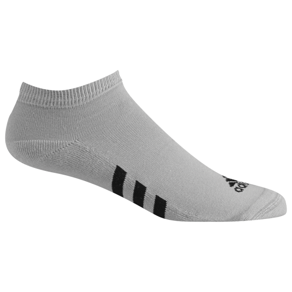 Adidas 3-pack noshow Socken Herren grau