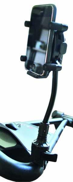 Big Max GPS/Smartphone-Halterung
