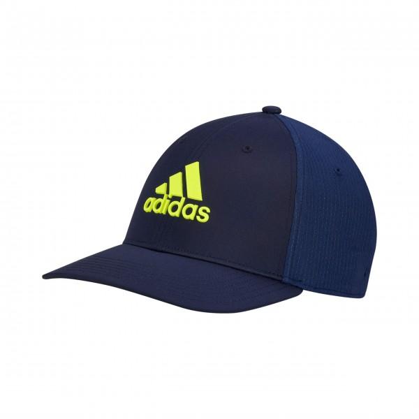 adidas Tour Cap Herren blau/gelb
