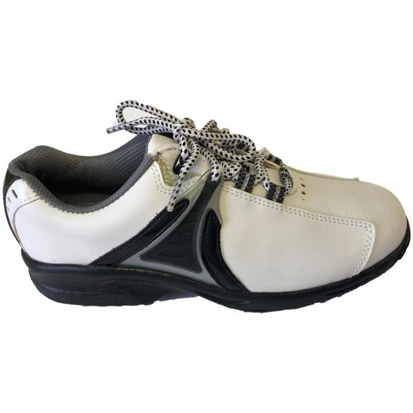 Footjoy Junior 2014 Jungenschuh - weiß/schwarz