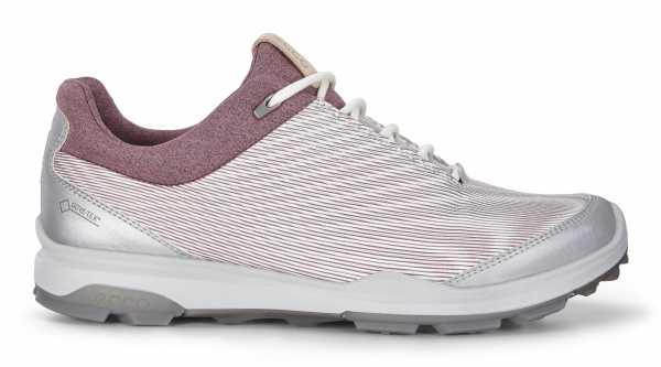 Ecco Golf BIOM Hybrid 3 Schuh Damen rot/weiß/grau