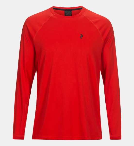 Peak Performance PROCO 2 longsleeve Shirt Herren rot