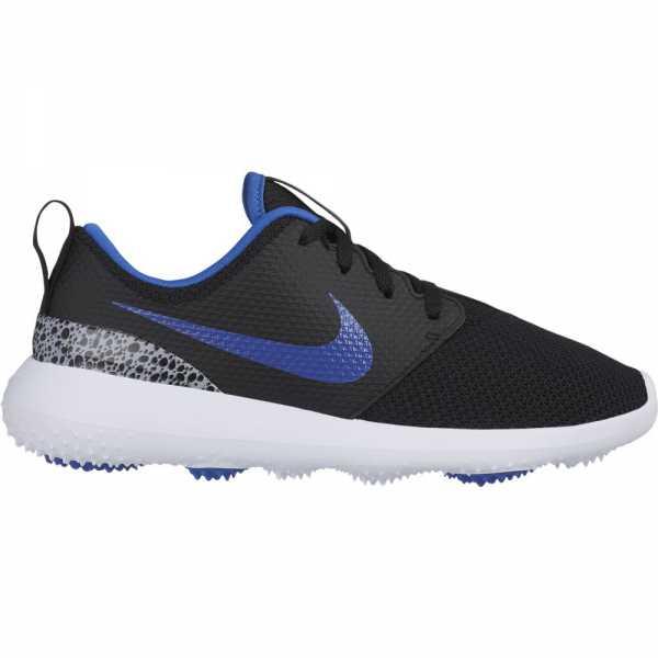 Nike Roshe G Junior Schuh schwarz/blau