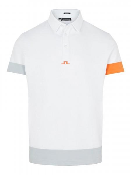 J.Lindeberg Per Regular Fit Golf Polo Herren