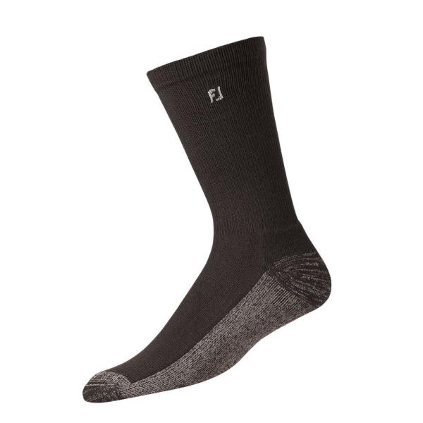 Footjoy ProDry Crew Socken lang Herren grau