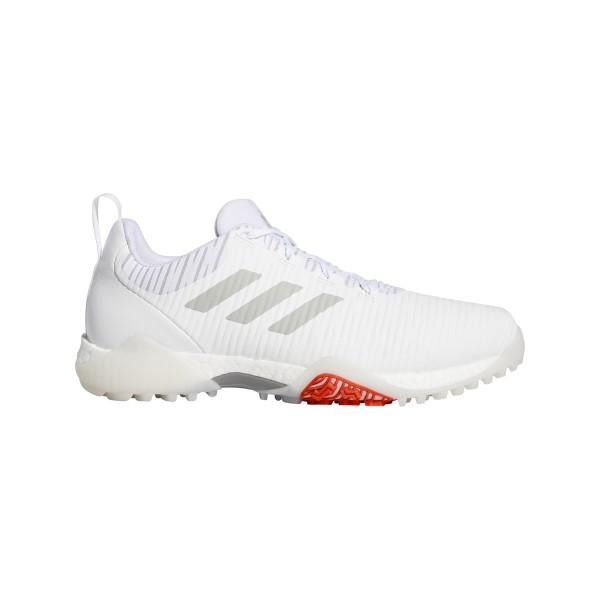 adidas CodeChaos Golfschuh Herren weiß/orange
