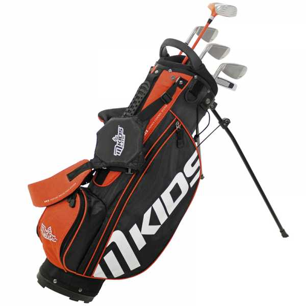 "Masters Kids Half Set RH orange 49"" - 125cm"