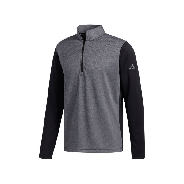 adidas Lightweight UPF langärmliges Shirt Herren schwarz