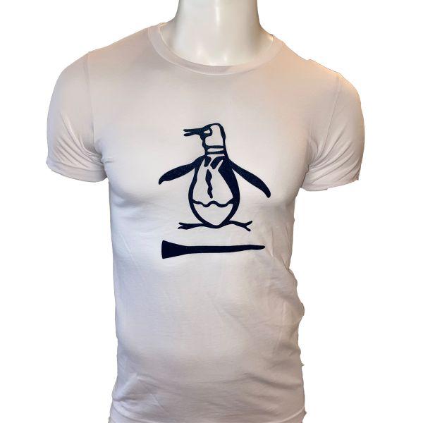 Penguin Golf TEE PETE T-Shirt Herren weiß