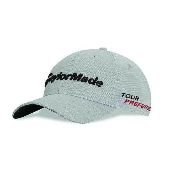 Taylor Made Radar Golfkappe mit UPF 20+ Sonnenschutz in grau