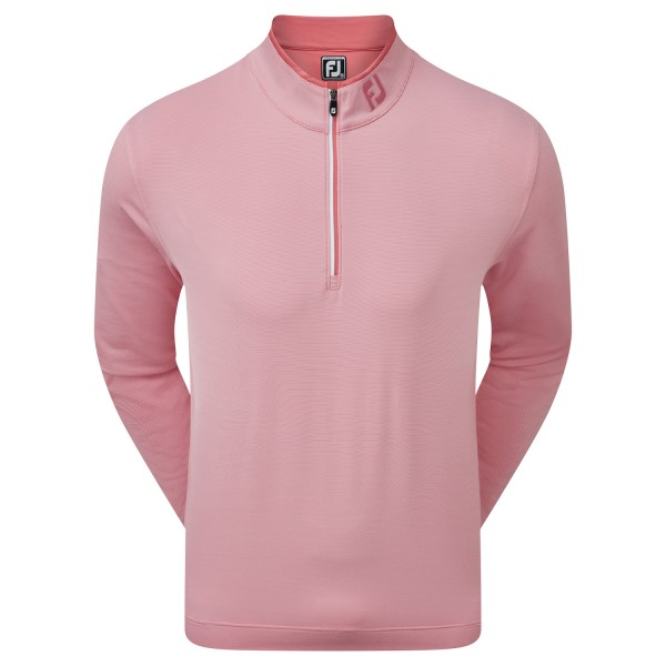 Footjoy Lightweight Microstripe Chill-Out Pullover Herren