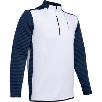 Under Armour Storm Daytona 1/2-Zip Pullover Herren weiß/navy