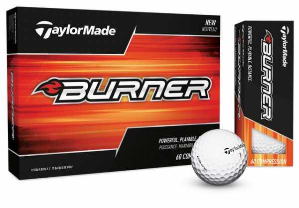 TaylorMade Burner Bälle 12 Stk.