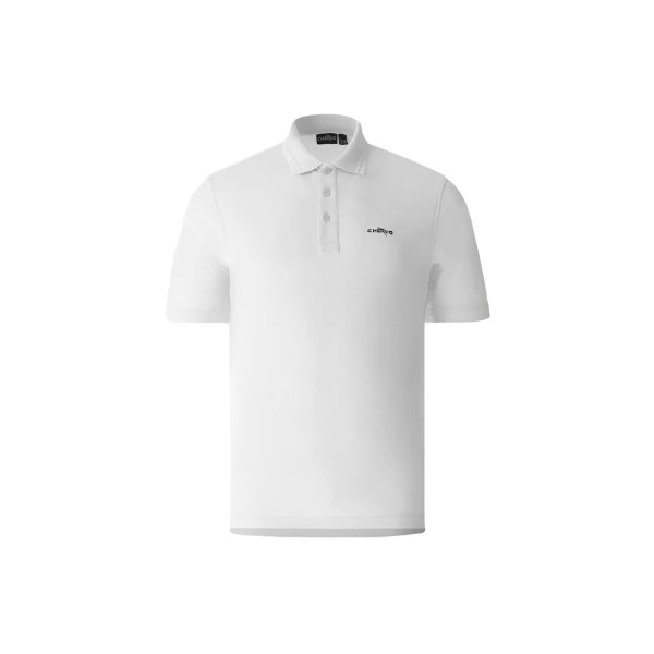 Chervo AGILENEW Golf Polo Herren weiß