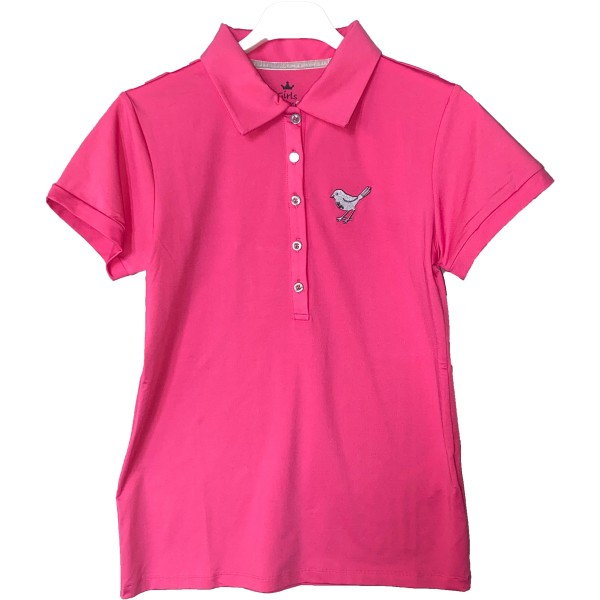 Girls Golf I Like It Polo Damen