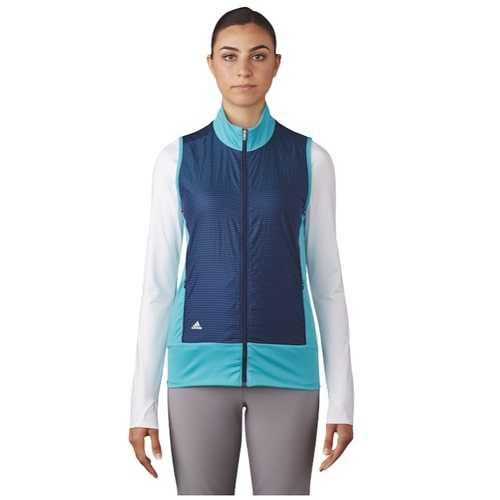 adidas Wind Tech Vest Damen blau