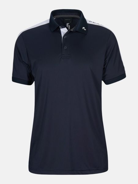 Peak Performance PLAYER Polo Herren navy