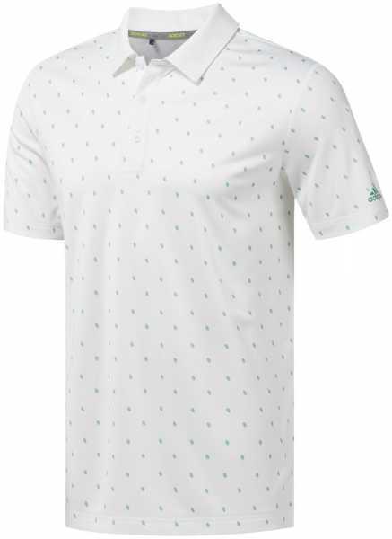 Adidas Pine Cone Critter Printed Polo Herren weißgrün