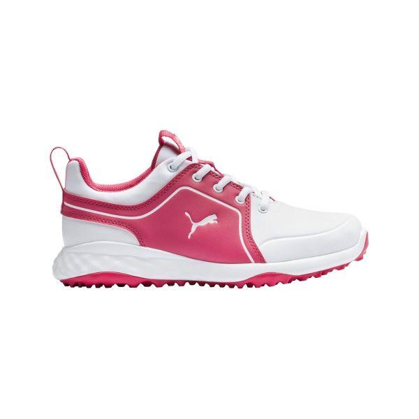 Puma Grip Fusion 2.0 Jrs Golfschuh Damen rosa