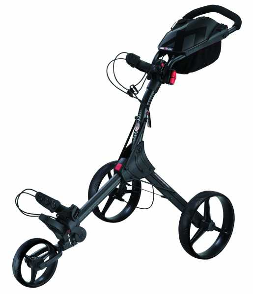 Big Max IQ+ Trolley schwarz