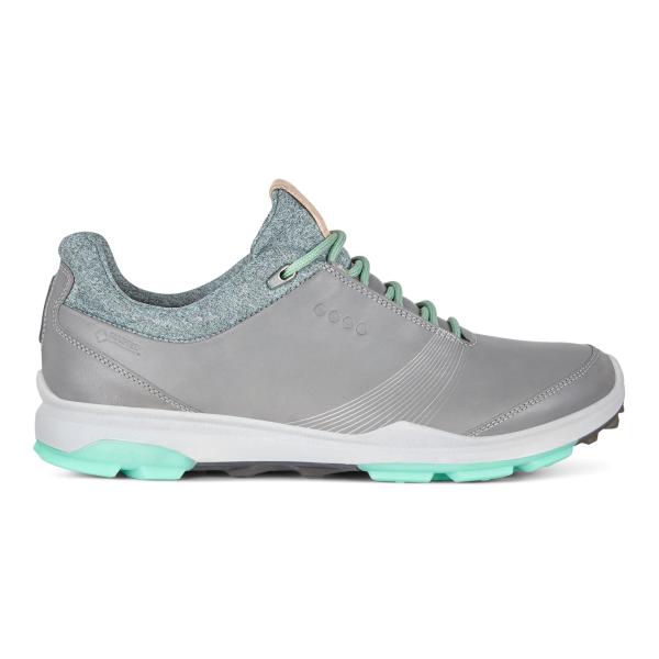 Ecco Golf BIOM Hybrid 3 Schuh Damen grau